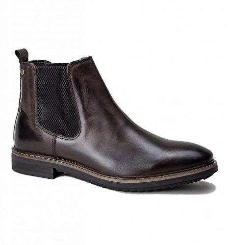 Base Londra Chelsea Boot Cacao