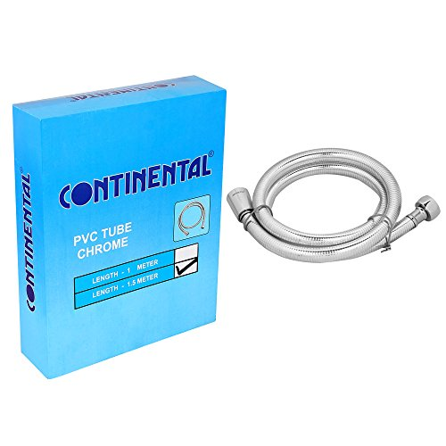 Continental™ PVC Tube 1.5 metre for Health Faucet/ Shower  available at amazon for Rs.189