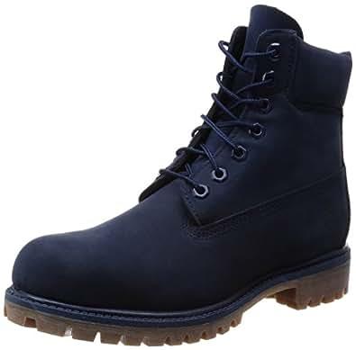 Timberland Men's 6 inch Premium Boot (8 D(M) US, Navy Monochrome)