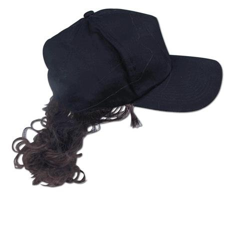 Billy Bob Billy Ray Hat with Brown Hair by Billy-Bob