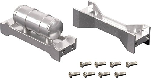 Carson Traverse rectangulaire en aluminium avec réservoir d'air 1/14e 1:14 Numéro de pièce fabri
