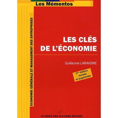 Les Clés de L'économie et du Management des entreprises