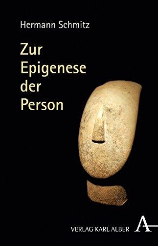 Zur Epigenese der Person