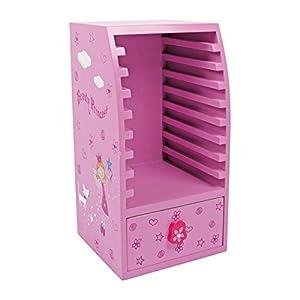 small foot company Empresa pequeña del pie 5355 CD gabinete de Belleza Princesa Importado de Alemania