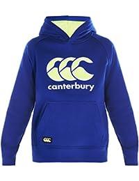 Canterbury Sweat à capuche enfants avec logo CCC