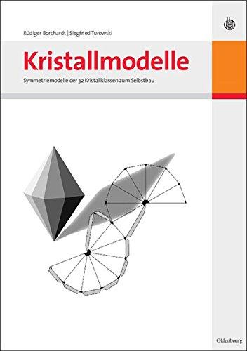 Einführung in die Kristallographie/Symmetriemodelle der 32 Kristallklassen zum Selbstbau: Kristallmodelle: Symmetriemodelle der 32 Kristallklassen zum Selbstbau