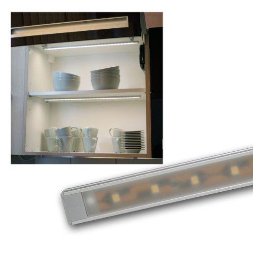 SMD LED Lichtleiste WTN-Flat 50cm kaltweiß 12V