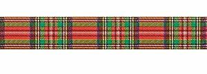 Ursus 59090049Masking Tape Diseño Escocés, 30mm x 10m, 1Rollo