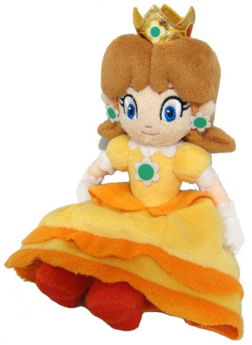 NINTENDO - Peluche Princesse Daisy 20cm