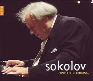 Sokolov: Complete Recordings (10 CD)