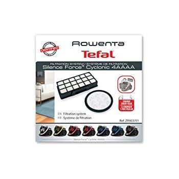 Staubsaugerfilter für Rowenta RO3724EA RO3731EA Vormotor-Filter
