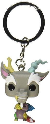 Preisvergleich Produktbild Funko - Porte Clé My Little Pony - Discord Pocket Pop 4cm - 0849803048037