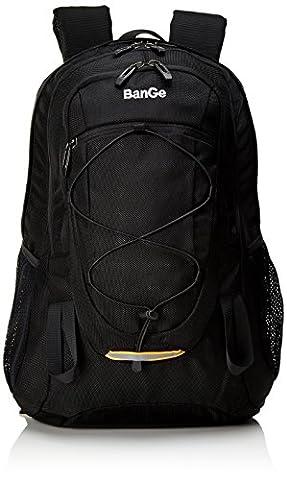 Wandern Rucksack 40L Multifunktions Große Kapazität Bergsteigen Oxford Stoff Laptop-Tasche für Herren, No.2226, Schwarz