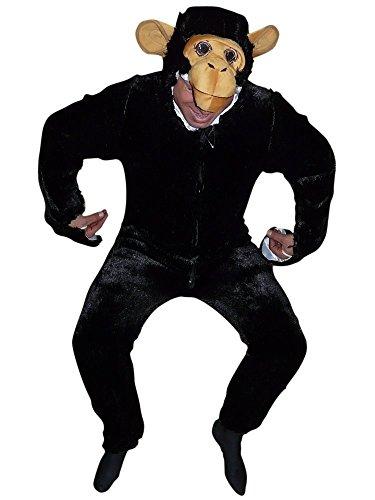 PUS AFFE-n Kostüm-e F84 Gr. XL, Kat. 1, Achtung: B-Ware Artikel. Bitte Artikelmerkmale lesen! große Größe-n Männer Tier-e Dschungel- Schimpanse-n Fasching-s Karneval-s Geburtstag-s Geschenk-e