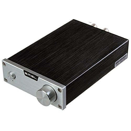 SMSL SA-98E-SILVER Audio Amplifier