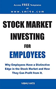 Stock Market Investing for Employees (English Edition) di [Vats, Vibhu]