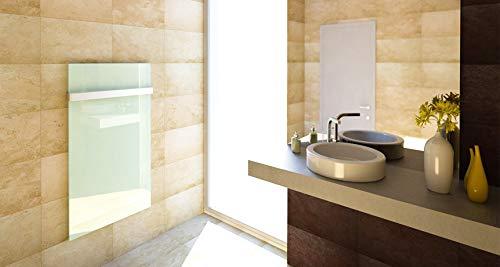 insidehome | Infrarotheizung Glasheizung ELEGANCE Classic H | Glas rahmenlos | ergänzbar Bild 4*