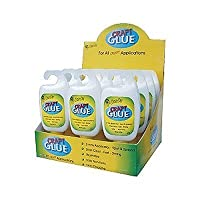 Craft Glue: washable, non toxic & safe (ideal for use by kids)