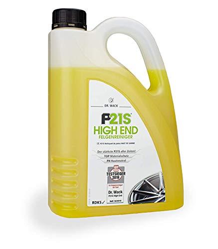 Dr. Wack - P21S HIGH END Felgenreiniger, 2 Liter (#1235)