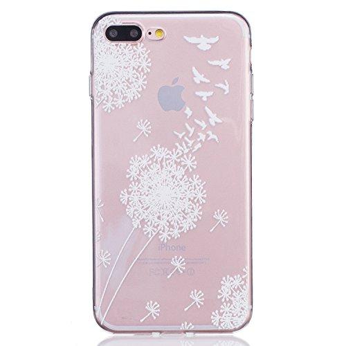 Pour iPhone 7 Plus / Pro Coque,Ecoway Housse étui en TPU Silicone Shell Housse Coque étui Case Cover Cuir Etui Housse de Protection Coque Étui –œil Dayan