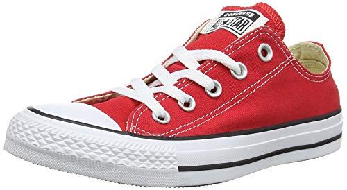 Converse Chuck Taylor All Star Core, Baskets Mixte Adulte, Rouge, 40 EU