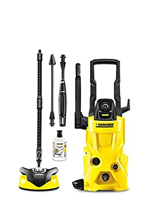 Kärcher K4 Home Water-Cooled Pressure Washer (Discontinued by Manufacturer) by Kärcher