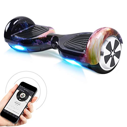 """Hoverboard, 6.5"""" Self Balance Scooter mit 2 * 350W Motor, LED Lights Elektro Scooter"""