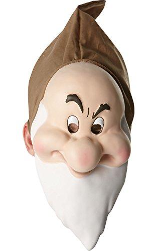 Rubie´s Offizielle Brummbär-Maske aus Schneewittchen, Erwachsenen-Kostüm, Einheitsgröße (Disney Tv Halloween-filme Im)
