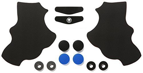 Snakebyte Snakebyte Controller Kit Pro for PS4 - Including Controller Grips, Thumb Grips, Resistance Rings and Light Bar Decals - PlayStation 4