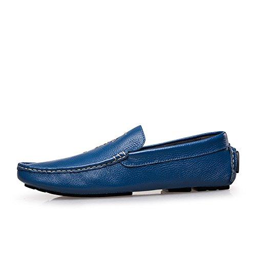 Salabobo - A collo basso uomo Blue