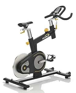 Halley Fitness Hirondelle Vélo spinning Noir