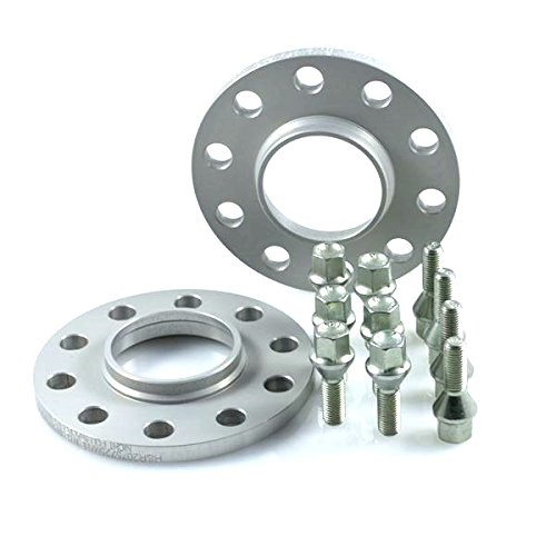 H&R TuningHeads 1040824.DK.55664-20-OS Spurverbreiterung, 40 mm/Achse