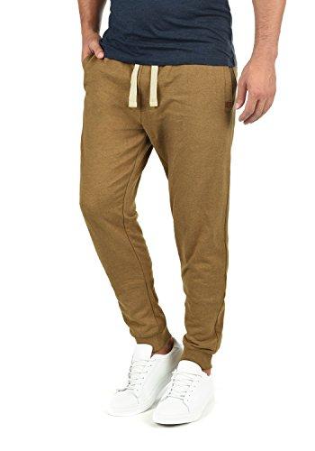 BLEND Tilo Herren Jogginghose Sweat-Pants Sporthose aus hochwertiger Baumwollmischung, Größe:L, Farbe:Dark Mustard (75116) (Baumwollmischung Hosen)