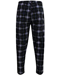 Octave Mens Warm Fleece Loungewear Pants Pyjama Bottoms With Drawstring
