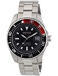 Nautec No Limit Herren-Armbanduhr Deep Sea STSTRDBK