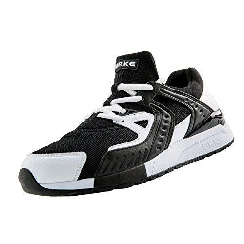 Erke-Imbottiture per scarpe da uomo per allenamento 51116220033, uomo, nero
