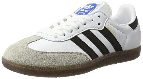 competitive price 962e0 a6d24 Adidas Samba OG, Zapatillas para Hombre, Blanco (Footwear White Core Black