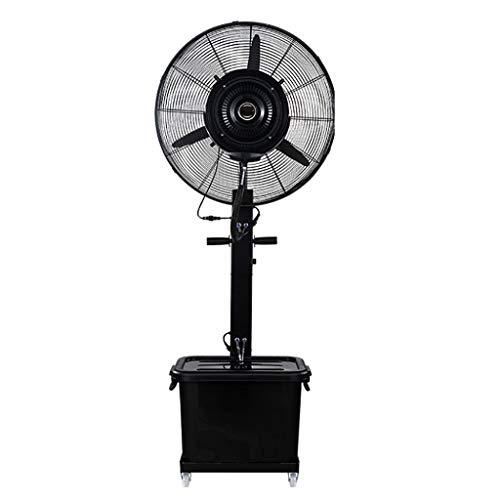 ZRFANS Ventilador De NebulizacióN Industrial Silencioso con Controlador De Velocidad Ventilador De...