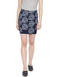 7b2eafc2ae Denim Women's Skirts: Buy Denim Women's Skirts online at best prices ...