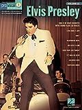 Hal Leonard Elvis Presley-pro vocal pour homme Edition Volume # 23(livre et CD)