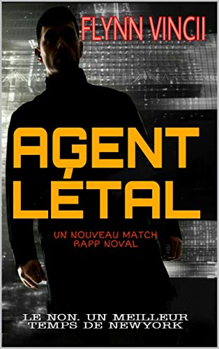 Couverture du livre Agent létal: livres suspense thriller