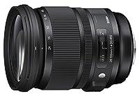 Sigma 24-105mm f/4 DG OS HSM - Objetivo para cámara réflex Canon (estabi...