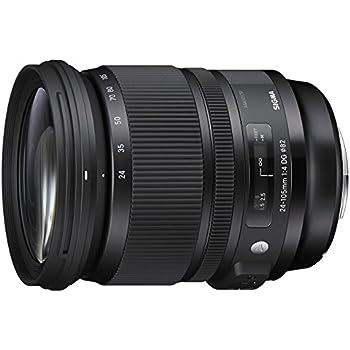 Sigma 24-105mm F4,0 DG OS HSM (Filtergewinde 82mm) für Canon Objektivbajonett