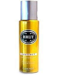 Lot de 3 déodorants Brut Parfums Prestige Instinct
