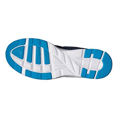 Asics Fuzor, Chaussures de Tennis Homme Navy/Silver