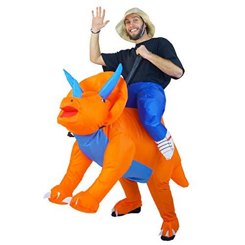 Bodysocks Aufblasbares - Safari Kostüm Für Erwachsene