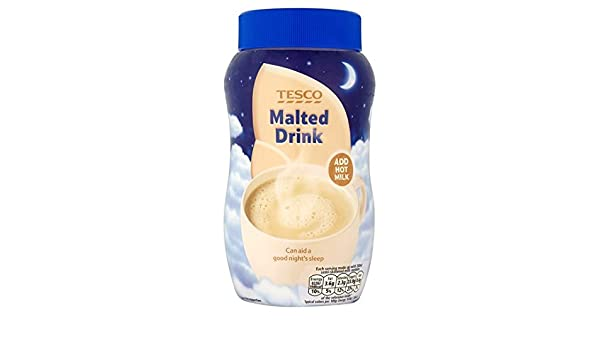 Tesco Malted Drink 350g Amazoncouk Grocery