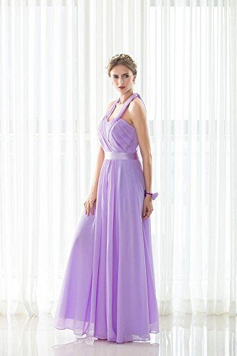 Beauty-Emily -  Vestito  - linea ad a - Donna Violet-C