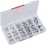 CON:P BB34158 - Set di dadi bloccanti assortiti, 195 pezzi