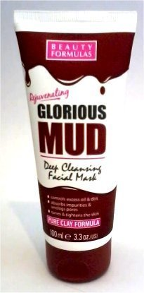 Beauty Formulas Glorious Mud Deep Cleansing Facial Mask 100ml